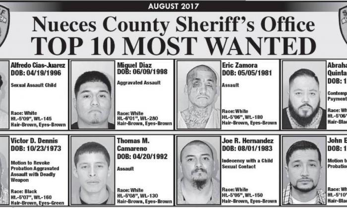 Abraham Quintanilla, hermano de Selena, entre los 10 más buscados de Texas