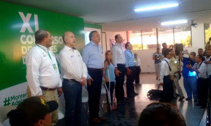 Vicepresidente instala Congreso Nacional de Ediles en Montería