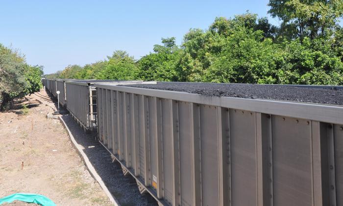 Tren del carbón sigue contaminando a Bosconia: comunidad