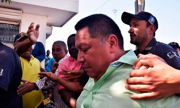 Alcalde de Cartagena y tres más, a la cárcel