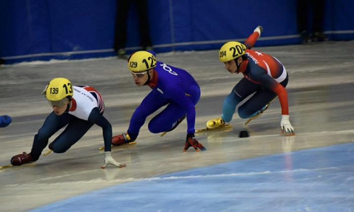 Tres colombianos inician el camino olímpico en los Juegos de Invierno 2018