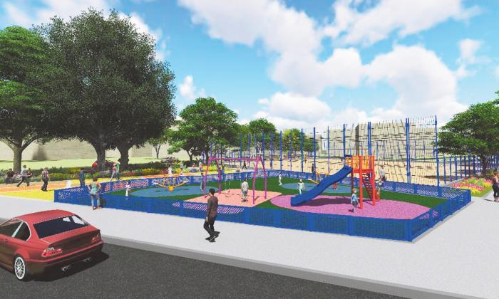 Los 15 parques que estrenará Barranquilla