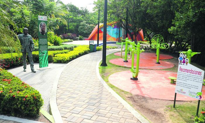 Parques, zonas verdes y escenarios deportivos, otra alternativa para construir ciudades sostenibles