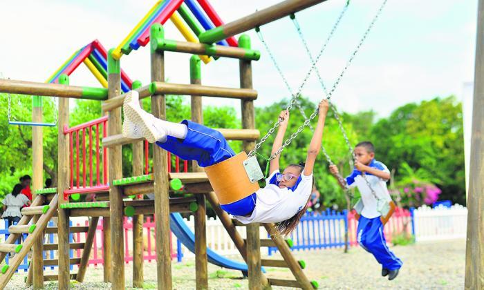 $11.500 millones para parques en Valledupar