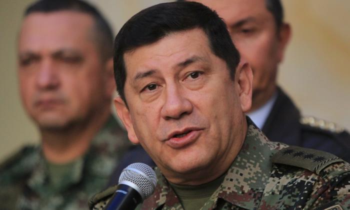 General Juan Pablo Rodríguez.
