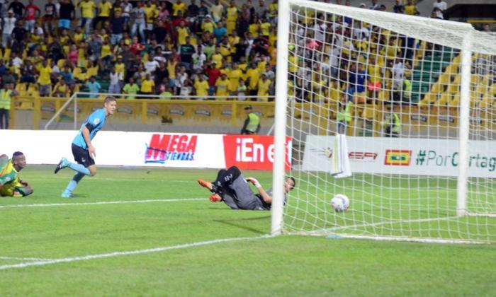 Real Cartagena venció 2-1 a Llaneros en la semifinal del Torneo Águila