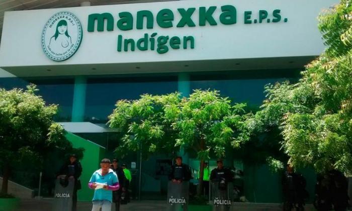 Resguardo Zenú rescata la EPS Manexka
