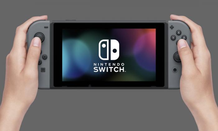 Nintendo Switch escogido como el dispositivo del año por la revista Time