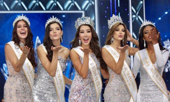 Tica Martínez, virreina del Miss Supranational 2017