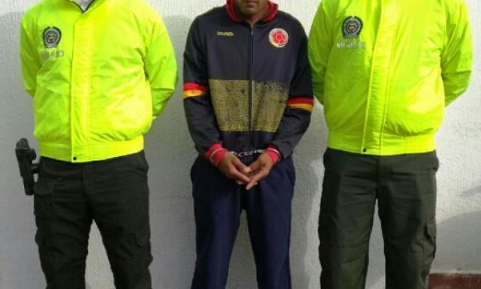 El hombre implicado por la Policía como el presunto abusador.