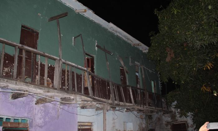 Sellan tres hospedajes en Centro Histórico de Santa Marta