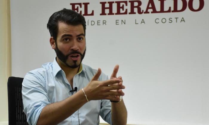 """""""Llegué 'A otro nivel' apostándolo todo"""": Jair Santrich"""