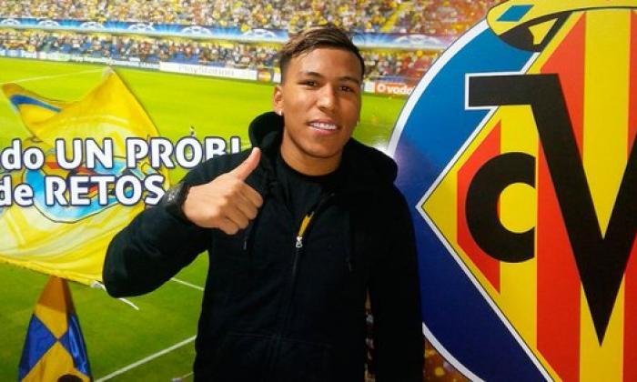 Villarreal anuncia la contratación del cartagenero Roger Martínez