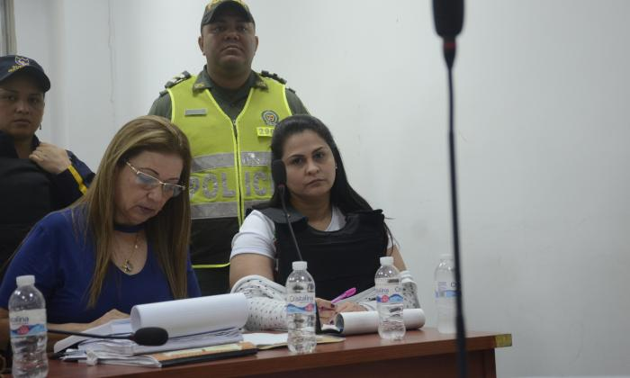 Con 41 testigos, defensa de Jassir busca desligarla de muerte de Eduardo Pinto