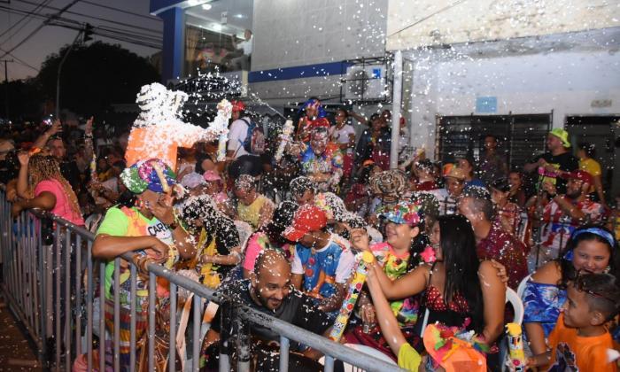 Enmaicene la inseguridad en los cuatro días de Carnaval
