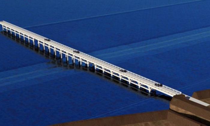 Así será el nuevo Muelle de Puerto Colombia