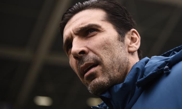 Buffon dispuesto a seguir custodiando el arco de Italia