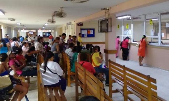 La prestación de los servicios no se ha paralizado, entre las cosas buenas del hospital de Montería.