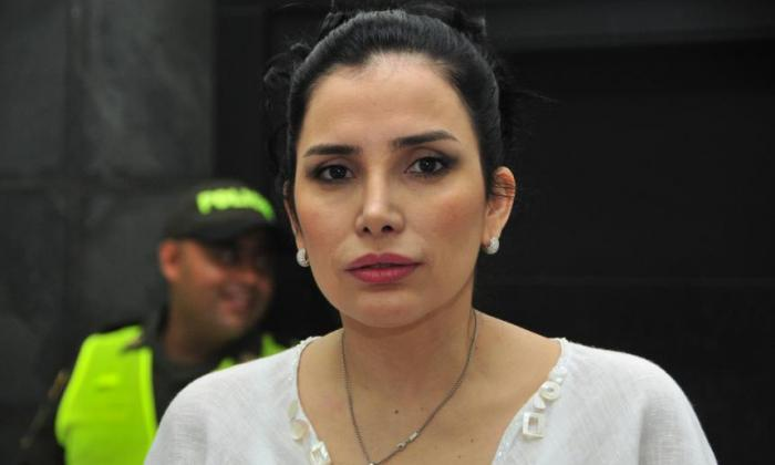 Aida Merlano, senadora electa del Partido Conservador.