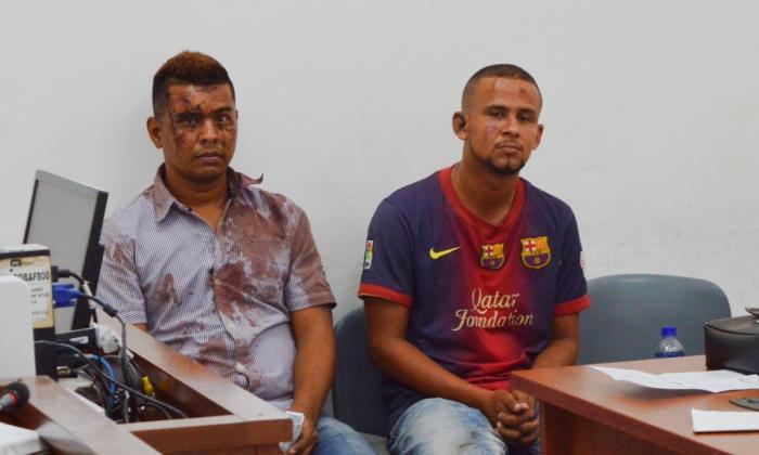 A la Modelo presuntos ladrones de moto que se enfrentaron con la Policía