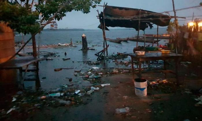 Playa de Pueblo Viejo que será intervenida.