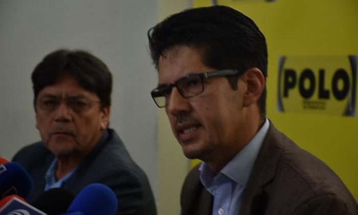 Alberto Castilla, senador del Polo Democrático.