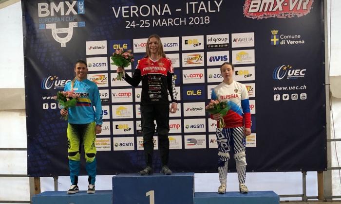 """""""Esperaba un mejor resultado"""", dice Gabriela Bolle tras segundo lugar en Italia"""