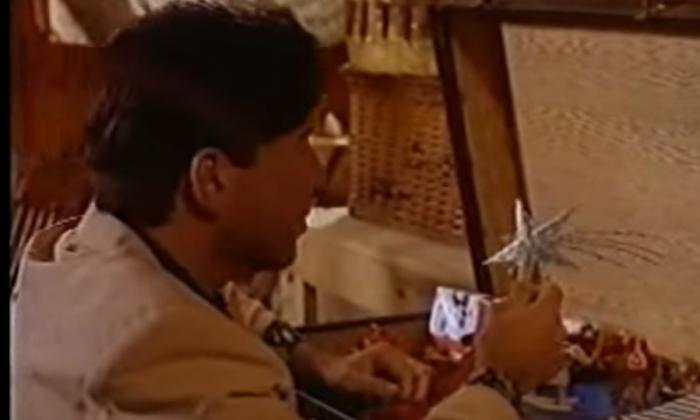 'Déjame llorar' y el tema de la muerte para Ricardo Montaner