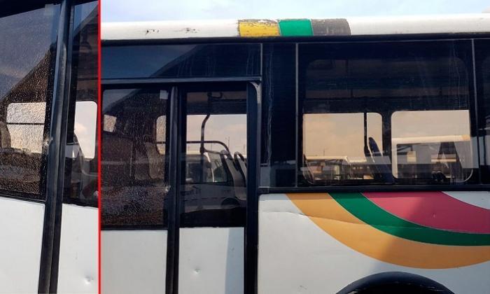 Transmetro suspende dos rutas en Soledad por nuevo ataque a uno de sus buses