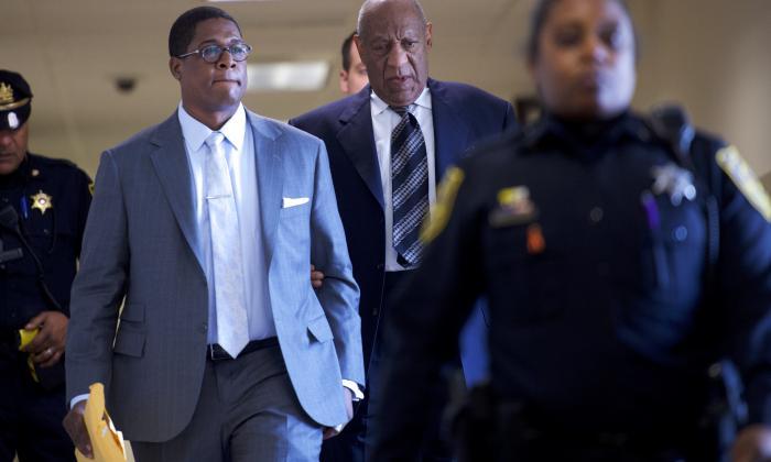 Con el #MeToo detrás, Bill Cosby irá a juicio por agresión sexual
