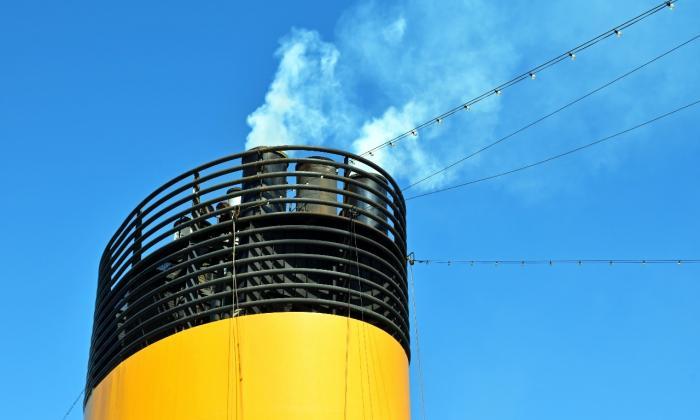 Acuerdo mundial para reducir emisiones de CO2 marítimo
