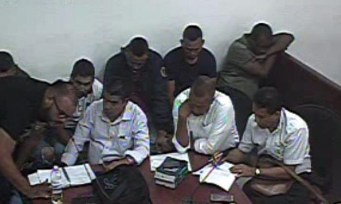A la Tramacúa, 12 señalados de pertenecer al 'Clan del Golfo'