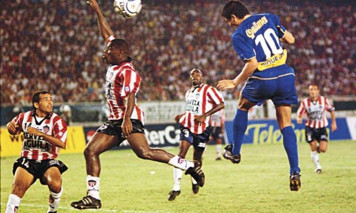 Recuerdos de dos partidazos entre Junior y Boca