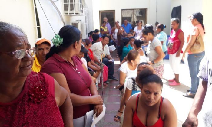 Malambo recibe la jornada móvil de Unidad de Víctimas con 280 familias