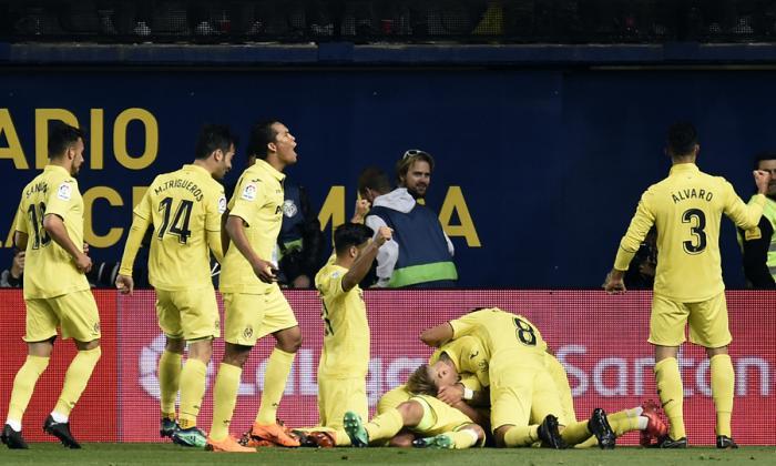 Carlos Bacca jugó los 90 minutos en el triunfo del Villarreal sobre el Valencia