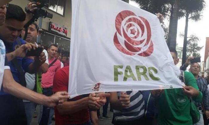 Farc devolvió los $5.500 millones de su campaña al Banco Agrario