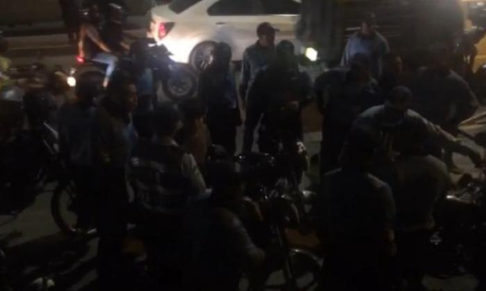 En video | Motociclista fue agredido por agentes de tránsito en Santa Marta