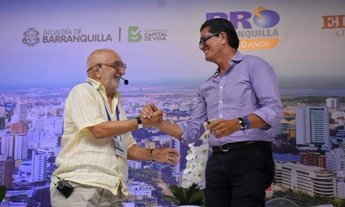 """Soy optimista frente al futuro de Barranquilla"": Antonio Celia"
