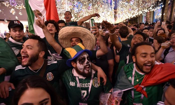 Fifa sanciona a México por cantos homófobos de su hinchada