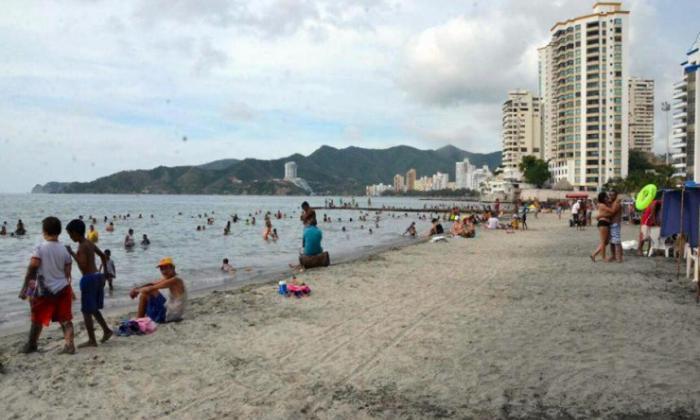 Playas samarias  solo tendrán salvavidas los fines de semana