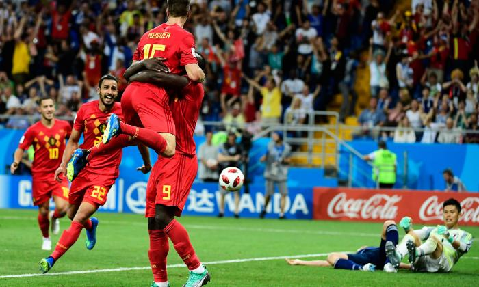 En un final de suspenso, Bélgica derrota 3-2 a Japón y clasifica a cuartos