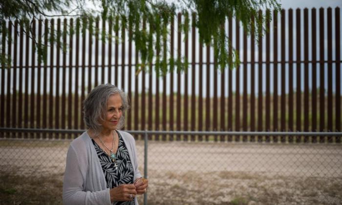 Conozca a la mujer que tiene la llave del muro en la frontera Texas-México