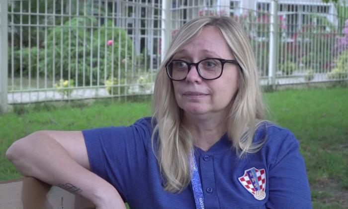 Iva Olivari.