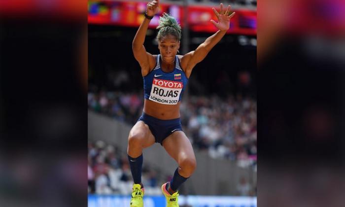 Venezolana Yulimar Rojas se pierde los Centroamericanos por lesión
