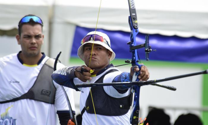 De campesino desplazado a medallista centroamericano