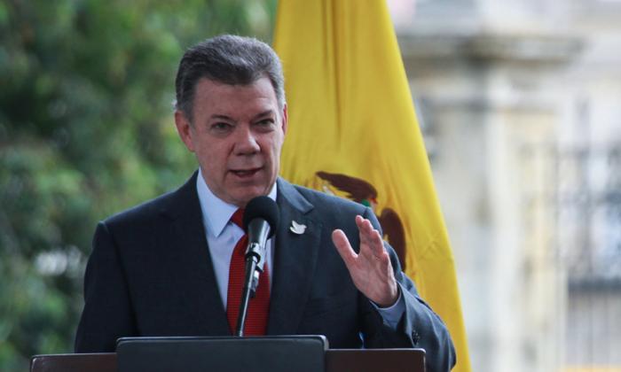 ONU pidió que Duque avale protocolos del cese al fuego con Eln: Santos