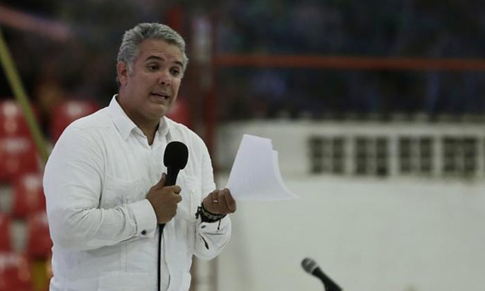 Duque incluirá aumento de penas para jíbaros en reforma a la justicia