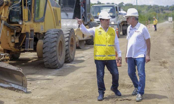 Gobernadores dan inicio a la 'Vía para la integración'