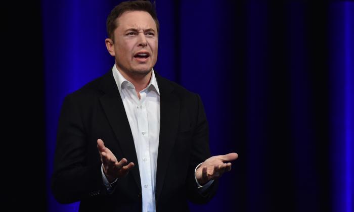 El director ejecutivo de Tesla, Elon Musk.