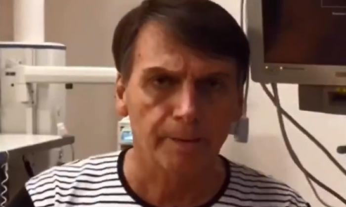 """Bolsonaro desata polémica en Brasil: """"No acepto resultado que no sea mi elección"""""""